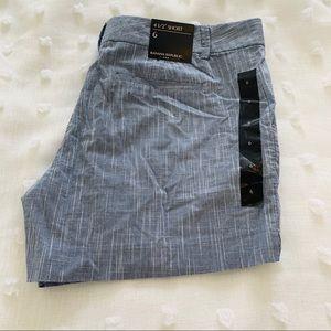 Banana republic factory 4.5 inch shorts size 6 NWT